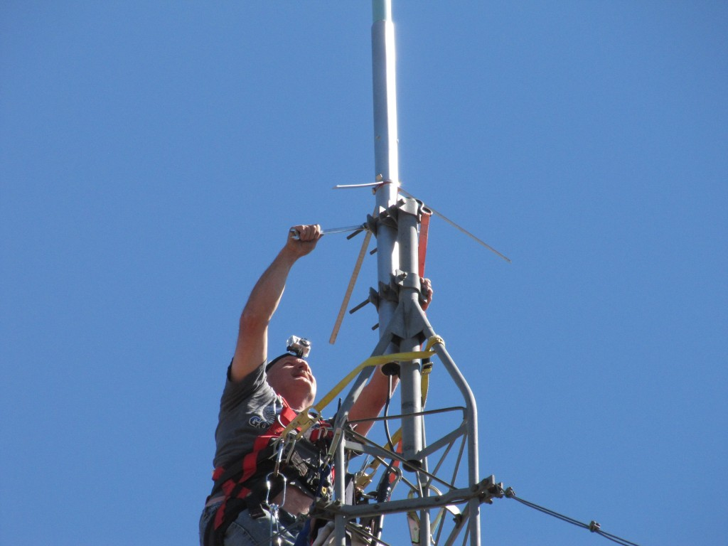 Antenna Adjustment Sept 2014