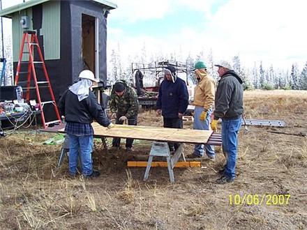 Building Repair 2007