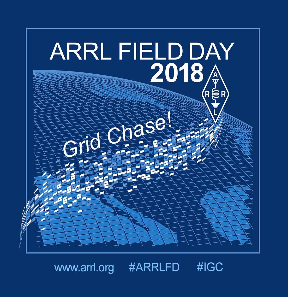 SSRA Field Day 2018