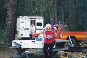 Charlene, KC7RQF, 1998