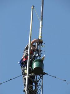 New Antenna Install Aug 2014